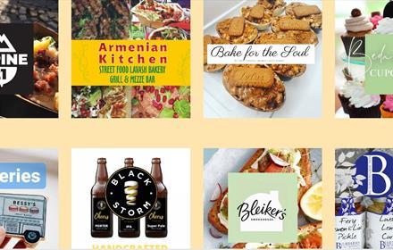 Virtual Seaham Food Festival