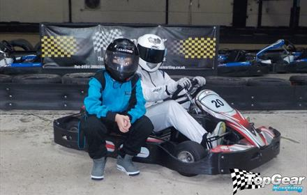 Top Gear Indoor Karting