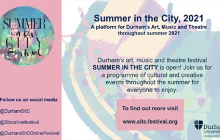 Summer in the City Flyer