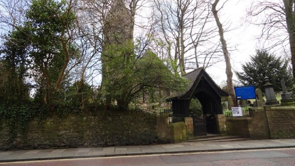 st cuthbert church north road