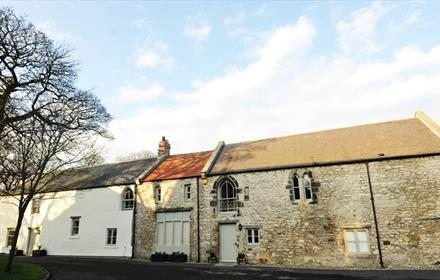 Tithe Barn Cottages - The Byre