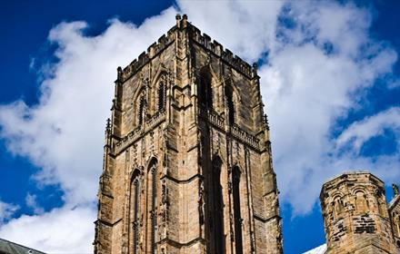 Durham Cathedral Tower open to the public