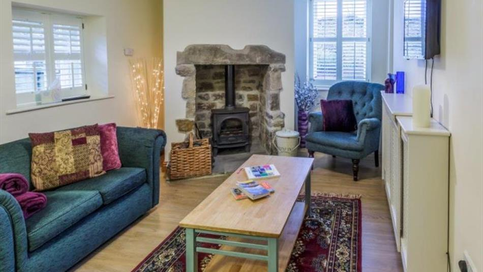 No 1 Old Hall Cottage