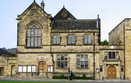 Palace Green Library Exhibitions and Galleries - will remain closed to walk-in visitors until early 2021