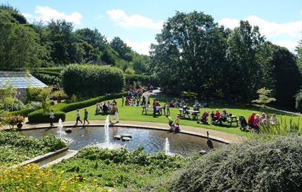 Durham University Botanic Garden - closed until early 2021