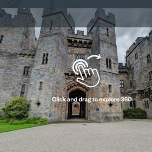 Online: Tour at Raby Castle