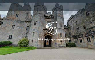 Virtual Tour at Raby Castle