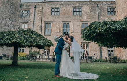 Weddings at Walworth Castle Hotel