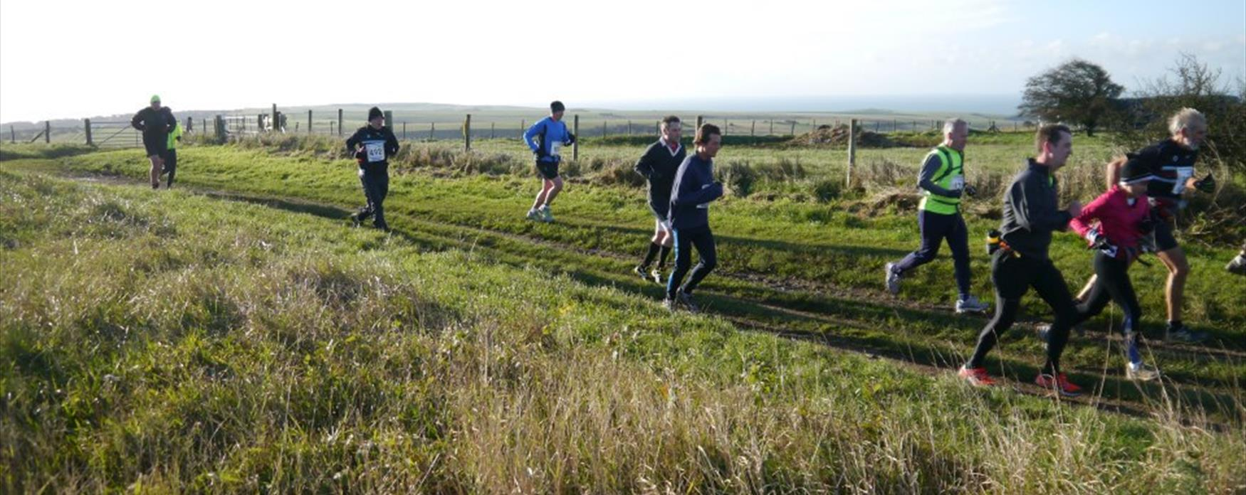 The up's and down's of the Beachy Head Marathon