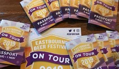 Eastbourne Beer Festival Passports
