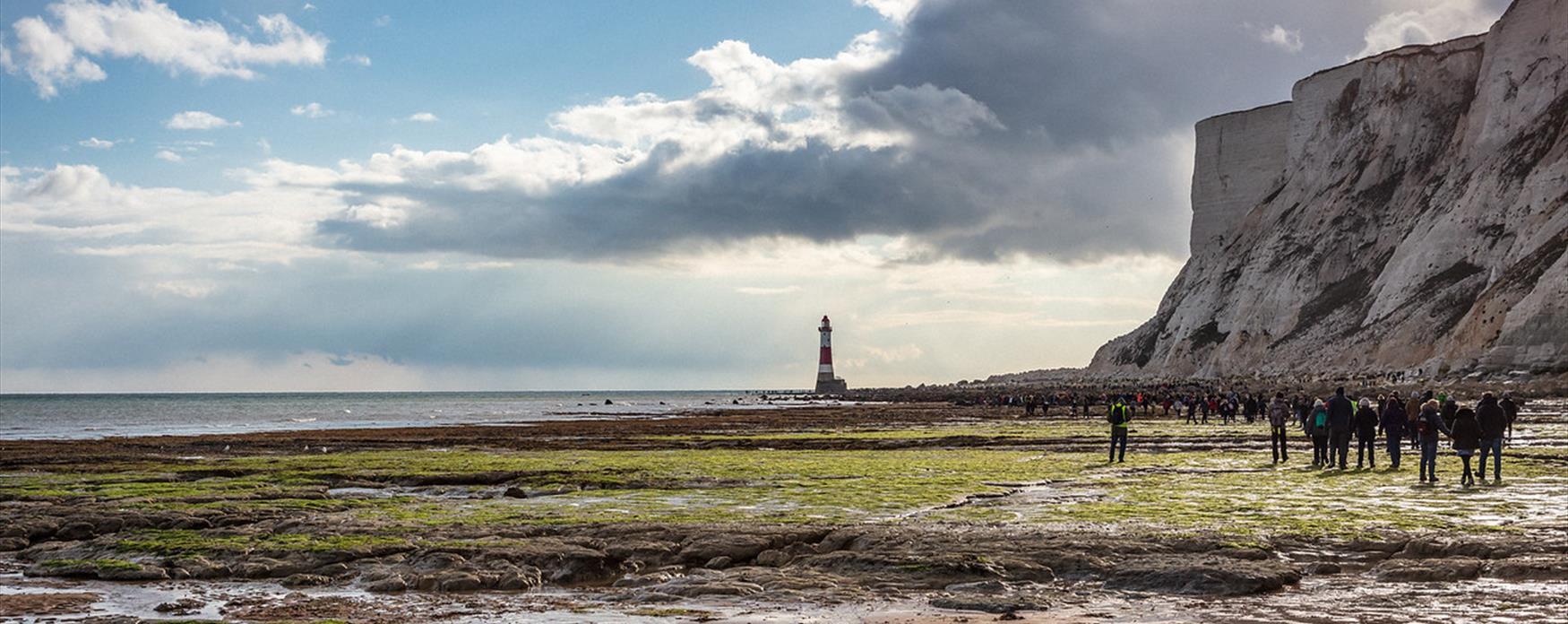 Beachy Head Leuchtturm