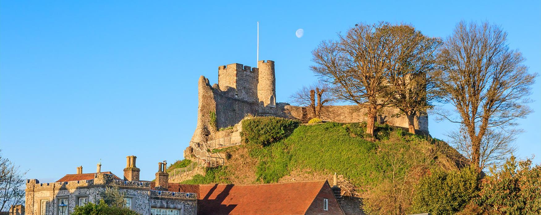 Das historische Lewes