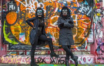 Guerrilla Girls: The Male Graze (part of Art Night 2021)