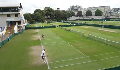 The International Lawn Tennis Centre