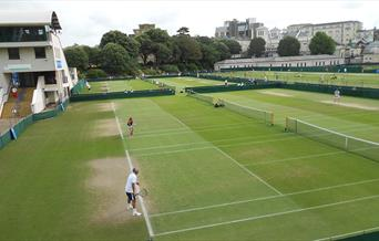 The International Lawn Tennis Centre