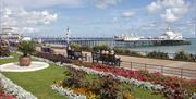 Carpet Gardens by the Pier