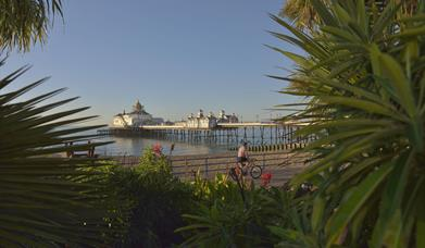 East of the Pier by VisitEastbourne