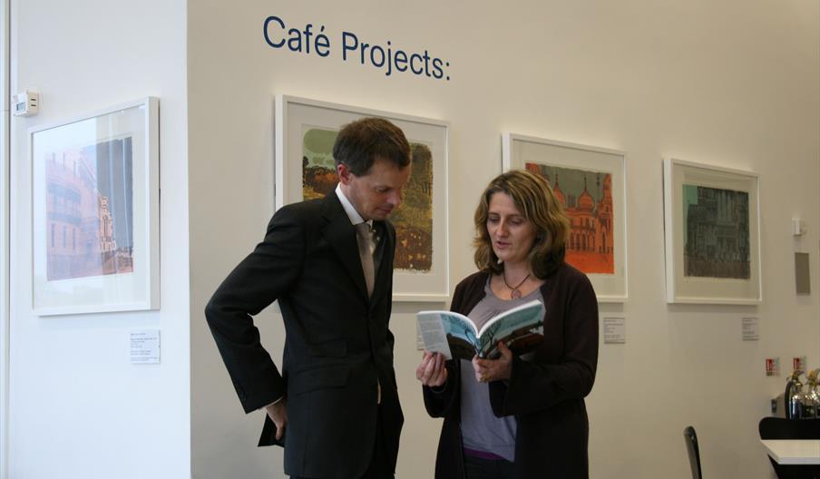 Emma Mason - Cafe Projects