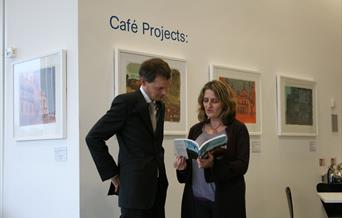 Emma Mason - Cafe Projects