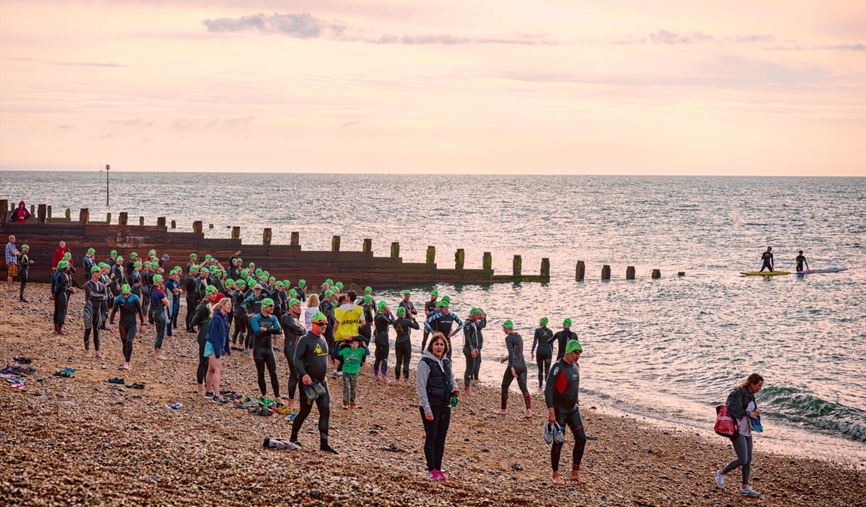Eastbourne Triathlon
