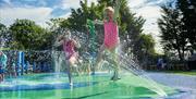 Get Wet! at Drusillas Park