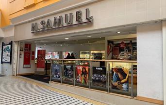 H Samuel - Visit Eastbourne