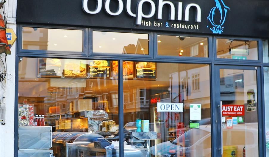 Dolphin Fish Bar & Restaurant