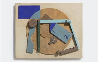 Margaret Mellis: Modernist Constructs
