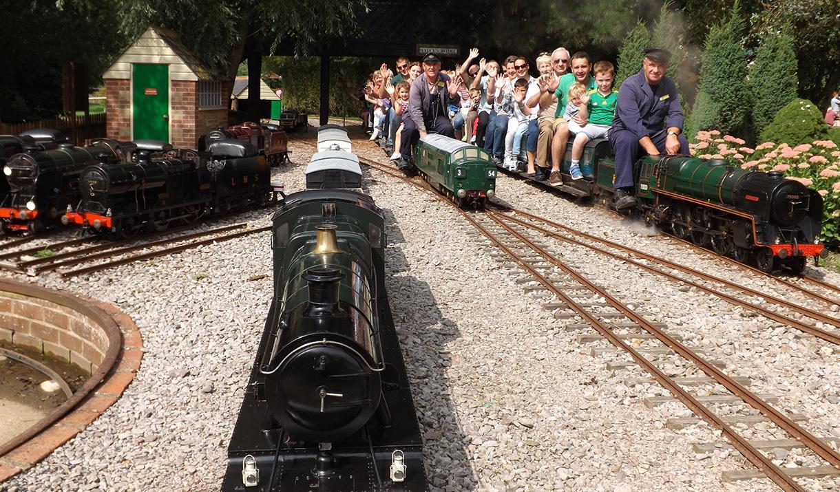 Eastbourne Miniature Steam Railway