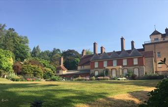 Standen House and Gardens ©National Trust