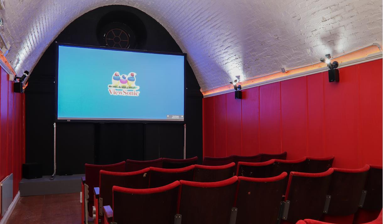 Redoubt cinema