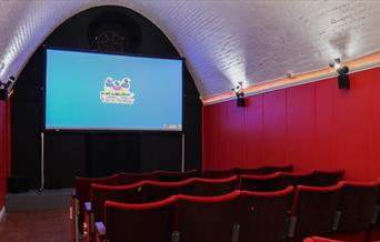 Redoubt cinema