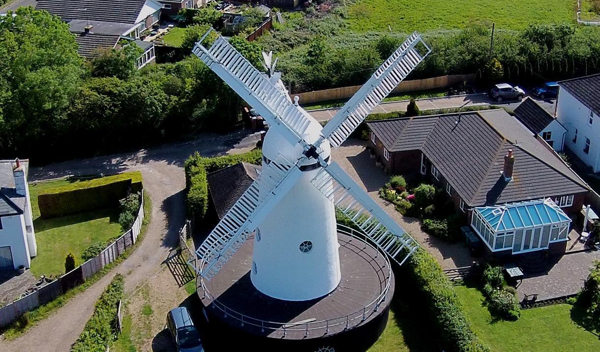 Stone Cross Windmill