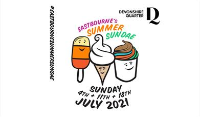 Summer Sundae Artwork design by Vincent Design UK