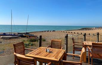 The Beach Deck