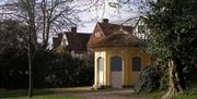 The Hermitage, Manor Gardens