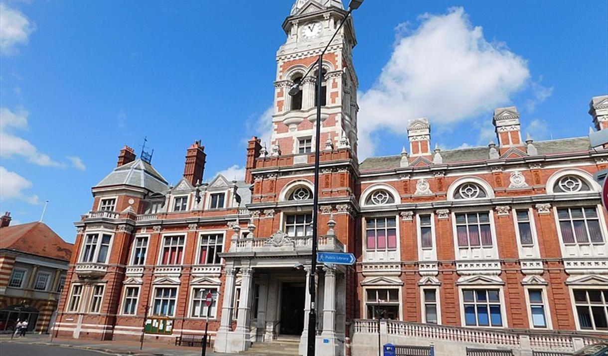 Eastbourne Town Hall Weddings