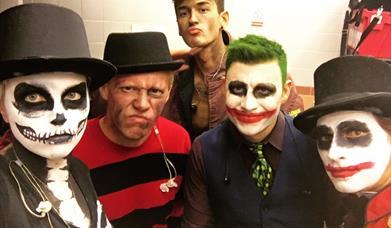 Zoots Halloween