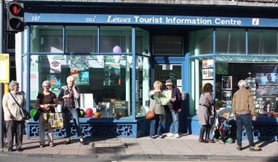 Lewes TIC