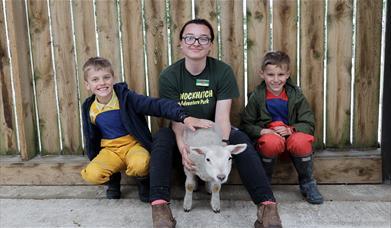 Farm - Knockhatch Adventure Park