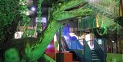 Lost World - Knockhatch Adventure Park