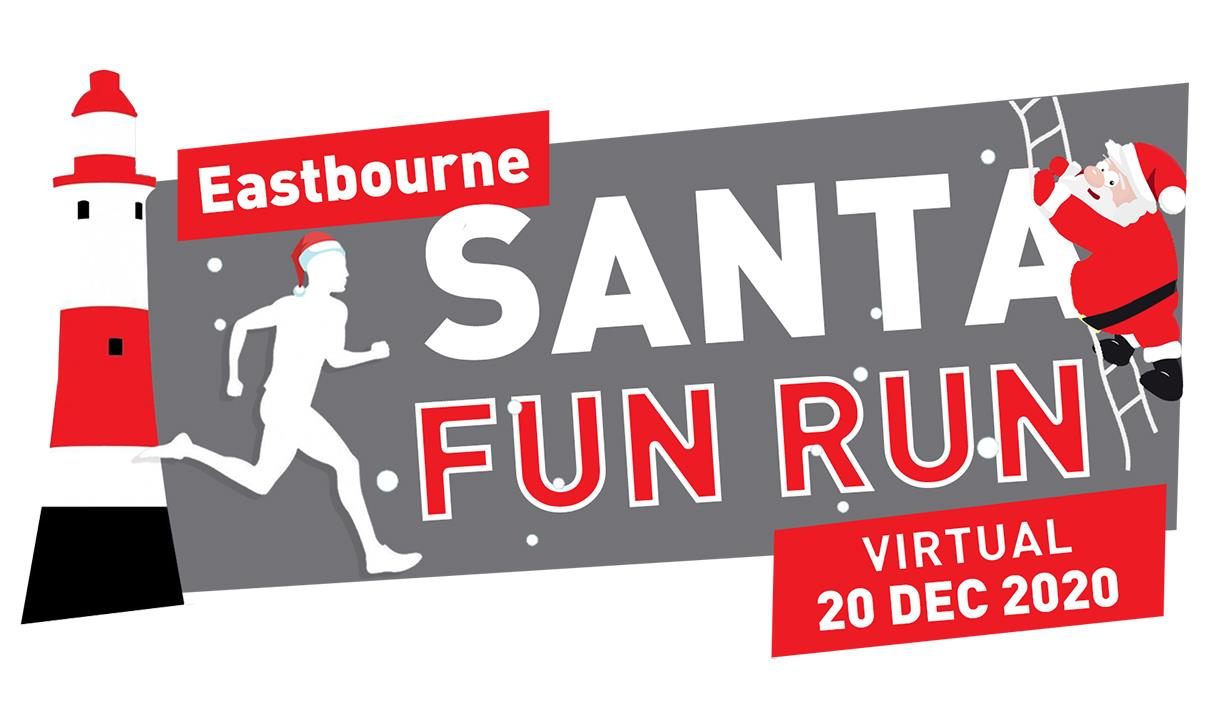 Eastbourne Santa Fun Run