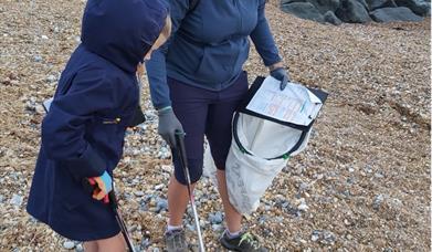 Beach Watch Beach Clean