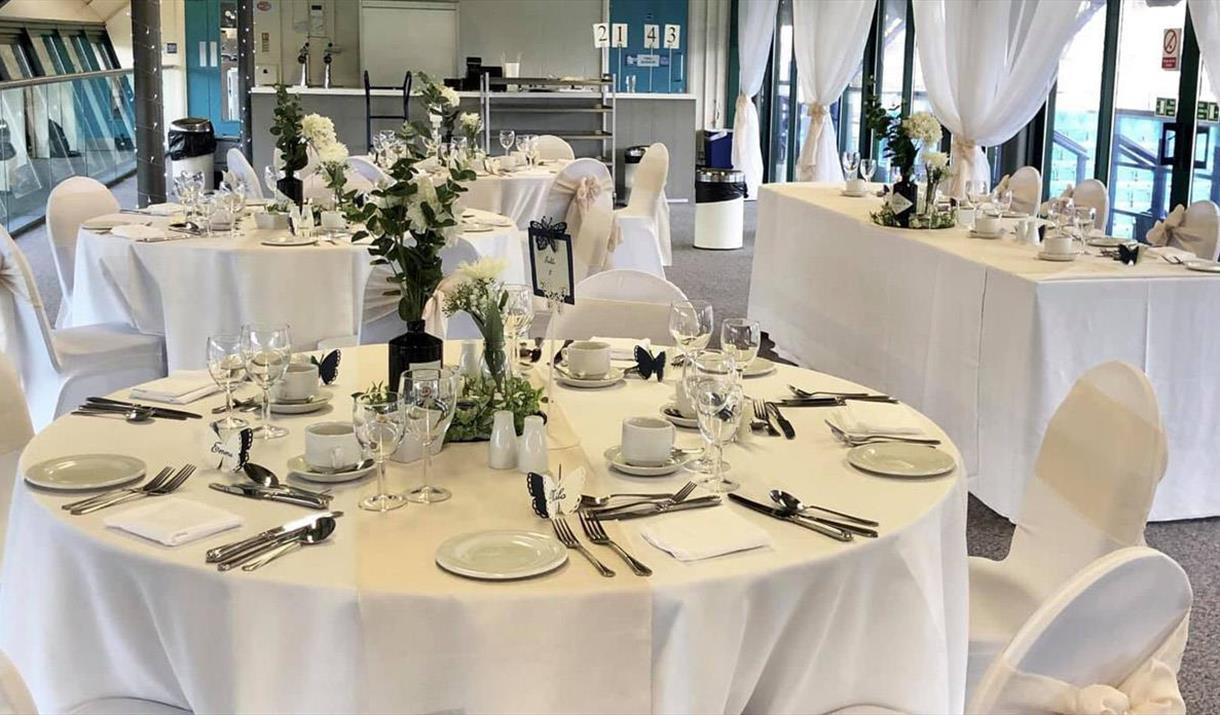 The International Lawn Tennis Centre Weddings