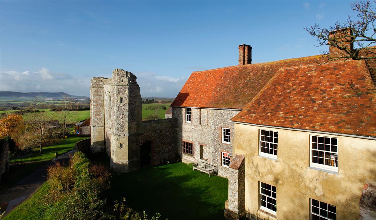 Wilmington Priory, The Landmark Trust