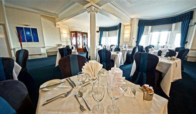 Verandah Restaurant - the York House Hotel in Eastbourne