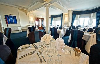Verandah Restaurant - the York House Hotel in Eastbourne