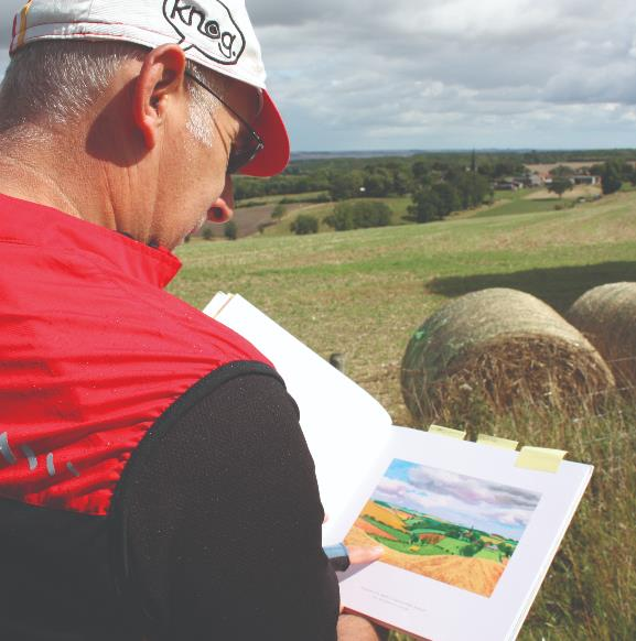 David Hockney and East Yorkshire