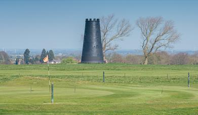 The golf course at Beverley & East Riding Golf Club, in Beverley, East Yorkshire