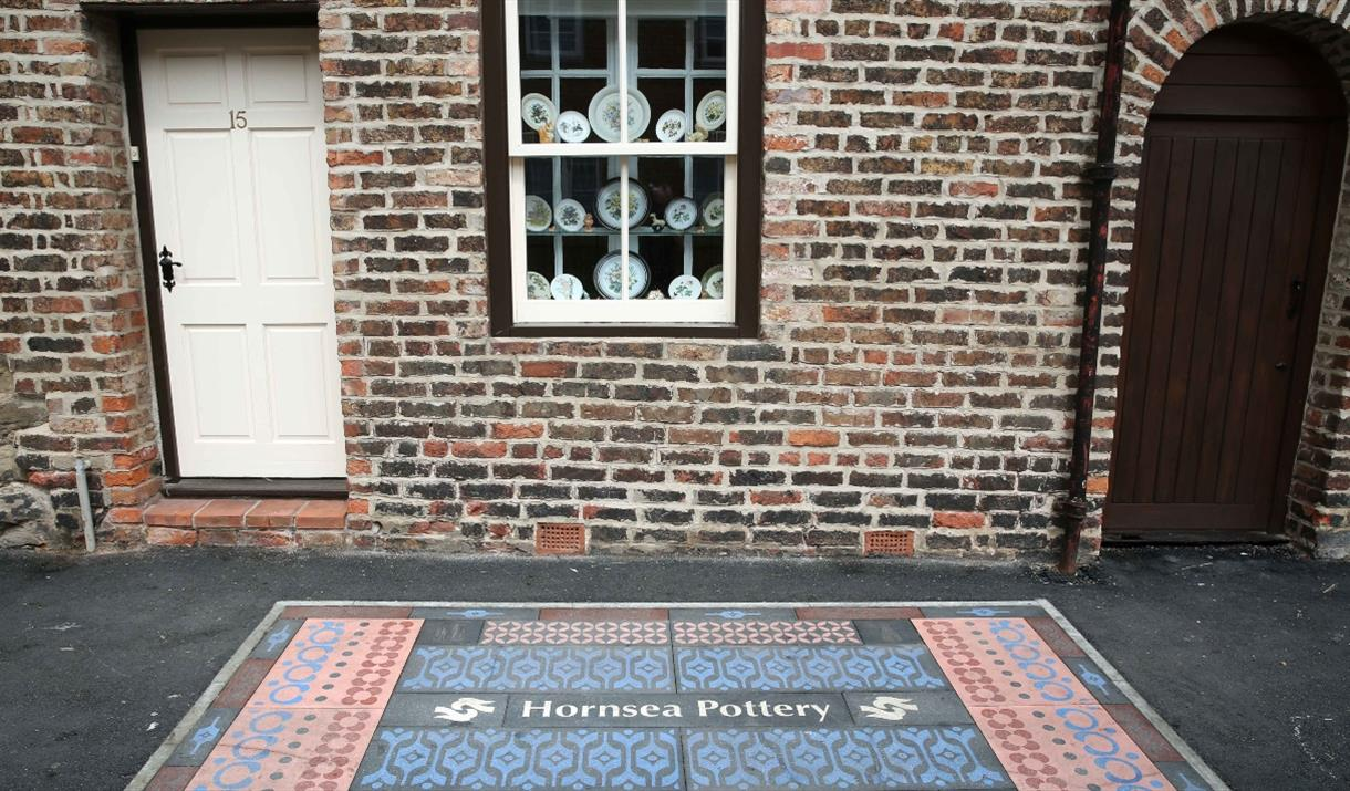 Hornsea Pottery Trail